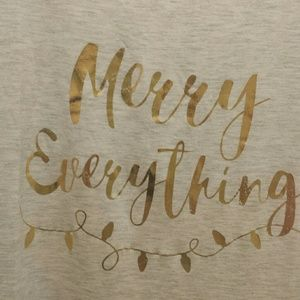 Merry Everything Seing T-shirt